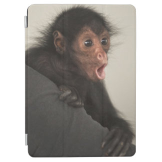Red-faced Spider Monkey Ateles paniscus) iPad Air Cover