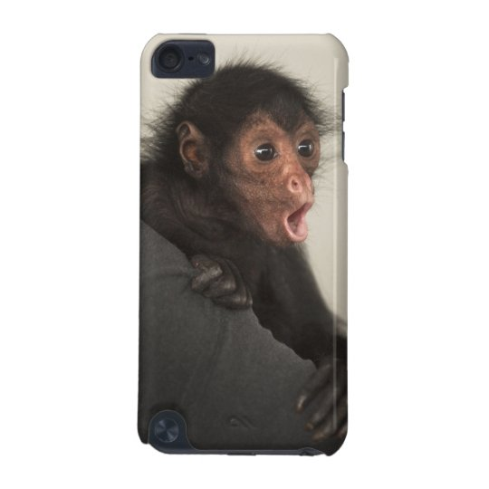 Red-faced Spider Monkey Ateles paniscus) iPod Touch 5G Case