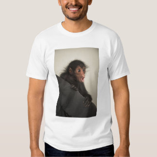 Red-faced Spider Monkey Ateles paniscus) T-shirt