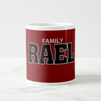 Red Family Rael Mug