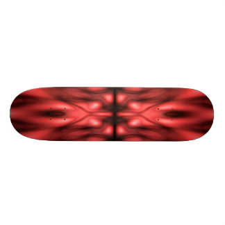 Red fantasy background skate board decks