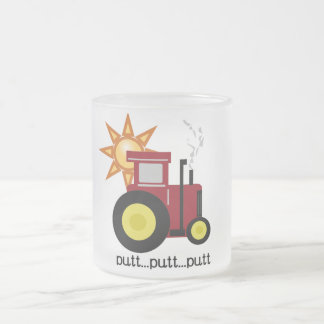 Red Farm Tractor T-shirts and Gifts Coffee Mug