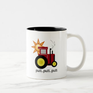 Red Farm Tractor T-shirts and Gifts Mugs
