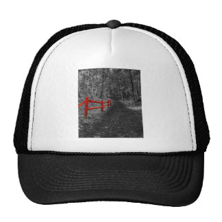 Red Fence Cap