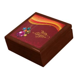 Red festive Gift Box