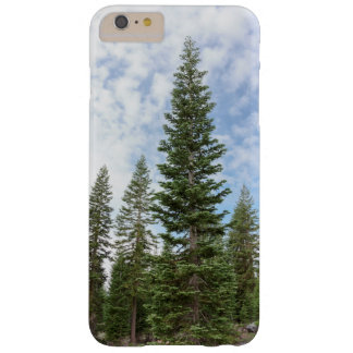 Red Fir Trees on Mt Shasta iPhone Case Barely There iPhone 6 Plus Case