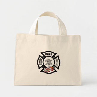 Red Fire Truck Rescue Bag