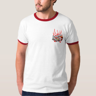 Red Fire Truck Shirts