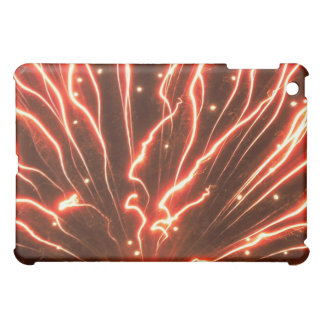 Red Firework iPad Case