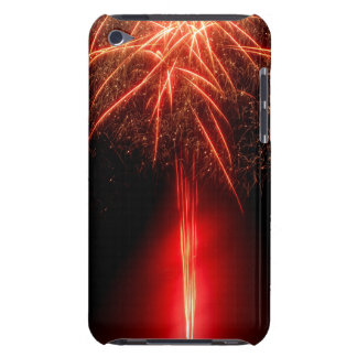 Red Fireworks iPod Touch Case-Mate Case