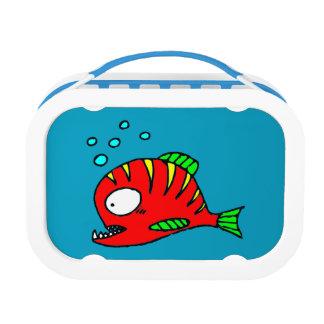 Red Fish Box