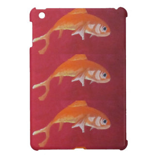 red fish i-pad mini cover iPad mini covers