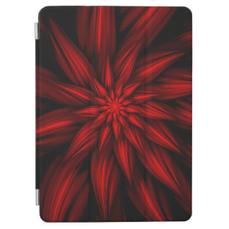 Red Flower iPad Air Cover