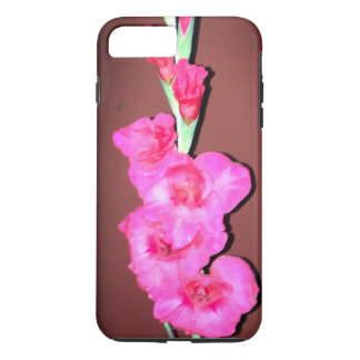 Red Flower iPhone 8 Plus/7 Plus Case