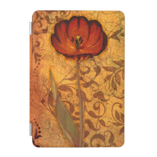 Red Flowers I iPad Mini Cover