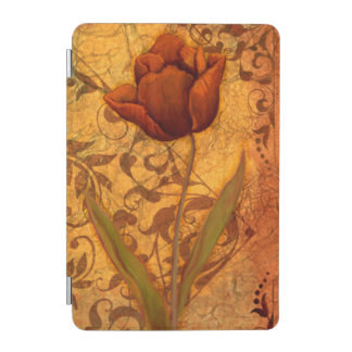 Red Flowers II iPad Mini Cover