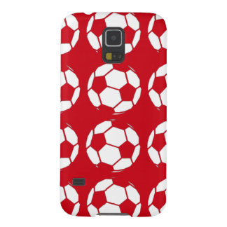 Red football galaxy s5 cover