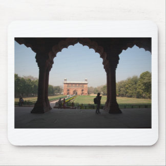Red Fort in Delhi Mouse Pads