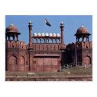 Red Fort, New Delhi, India Postcard