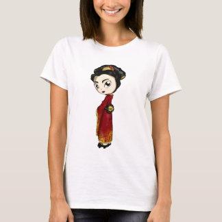 Red Fortune Geisha T-Shirt
