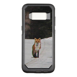Red Fox Animal OtterBox Galaxy S8 Case