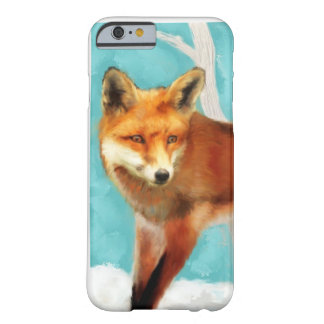 Red Fox Barely There iPhone 6 Case