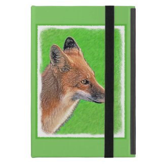 Red Fox Cover For iPad Mini