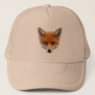 Red Fox Cub Cap