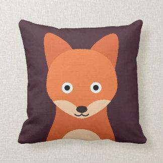 Red Fox Cushion