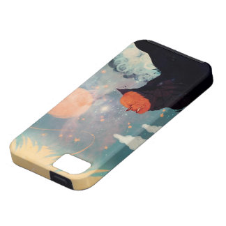 Red Fox Dreaming iPhone 5 Cover