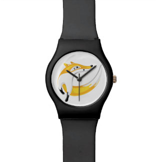 Red Fox, Looking away Wristwatches