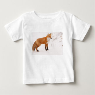 Red Fox Nature Wildlife Baby T-Shirt