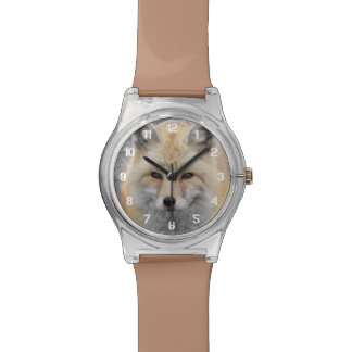 Red Fox Photo Watch