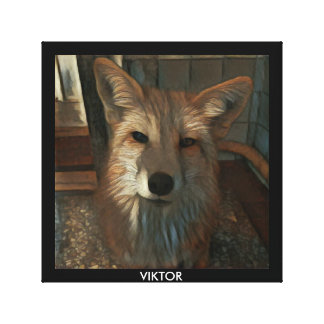 Red Fox Print - Viktor