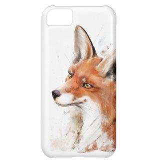 Red Fox Wall Art iPhone 5C Case