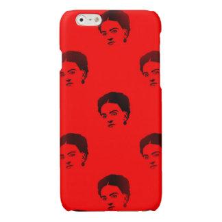 red frida kahlo iphone case