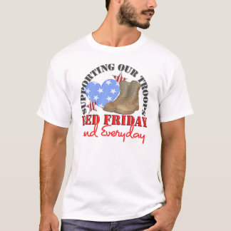 Red Friday & Everyday T-Shirt