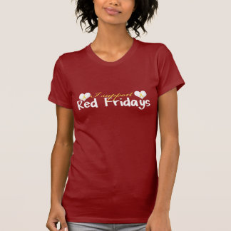 Red Friday front and Back T-Shirt