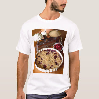 Red fruit crumble For use in USA only.) T-Shirt