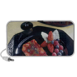 Red fruit terrine For use in USA only.) Mini Speakers