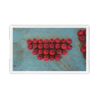 Red Fruits Still Life