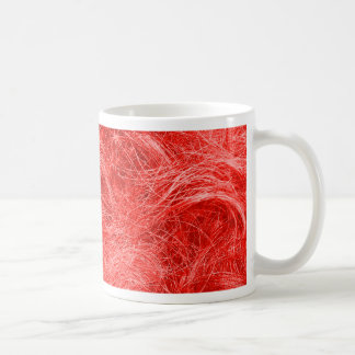 Red Fur Coffee Mug
