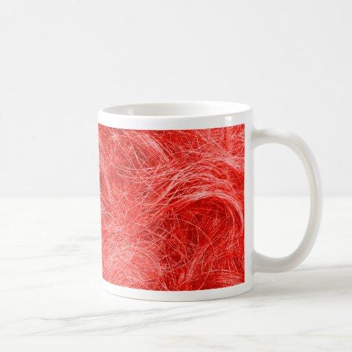 Red Fur Mug