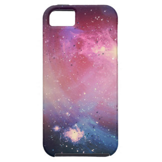 Red Galaxy iPhone 5 Cases