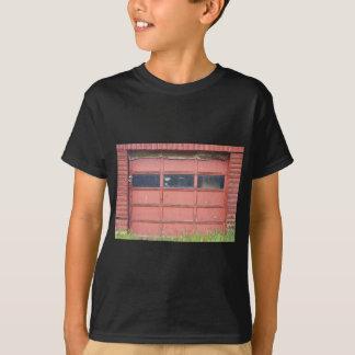 Red Garage Door T-Shirt