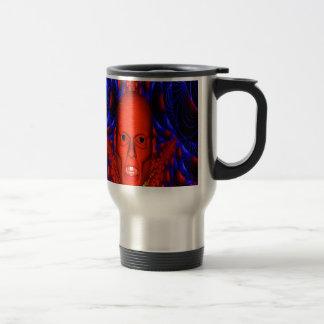 Red Ghoul Coffee Mug