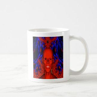 Red Ghoul Mug
