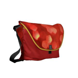 """red glamour"" - Messenger Bag"