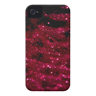 Red Glitter Cover