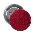 Red Glitter Pins